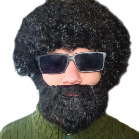 Борода мужская театральная