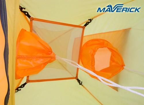 Зимняя палатка Maverick Ice 2 Orange