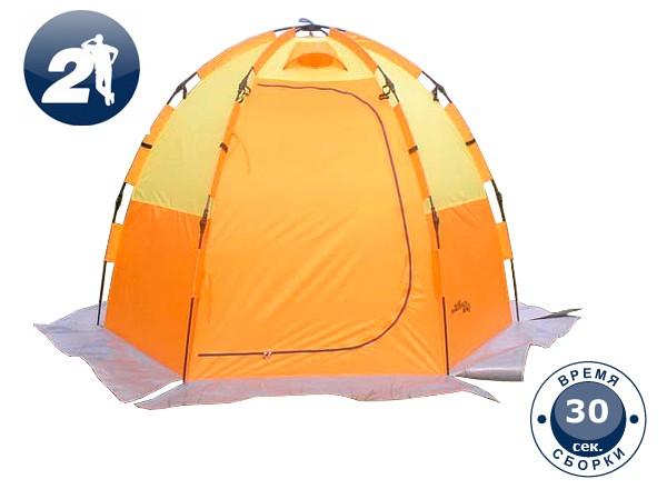 Зимняя палатка Maverick Ice 3 Orange