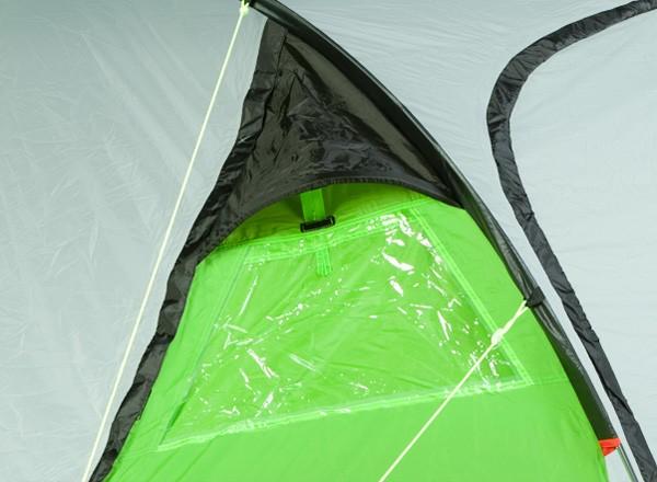 Туристическая палатка Maverick IDEAL 400 Aluminium