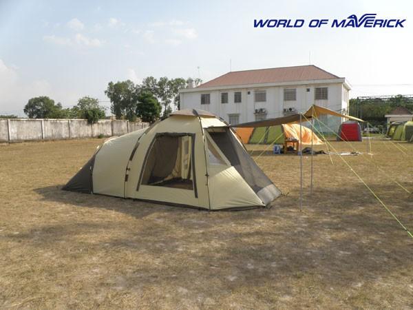 Кемпинговая палатка World of Maverick FAMILY COMFORT