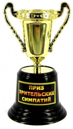 Кубок прикольный Приз зрительских симпатий