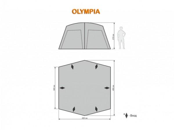 Шатер-тент Maverick OLYMPIA