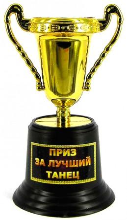 Кубок Приз за лучший танец