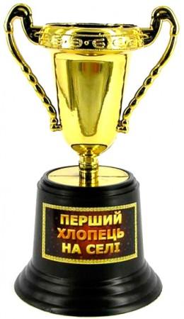 Кубок прикольный Перший хлопець на селі