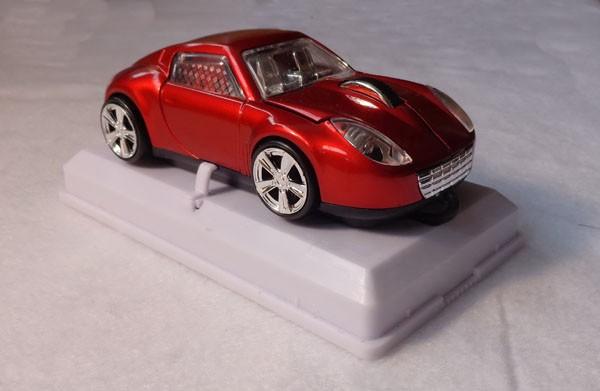 Компьютерная мышка Порше 911