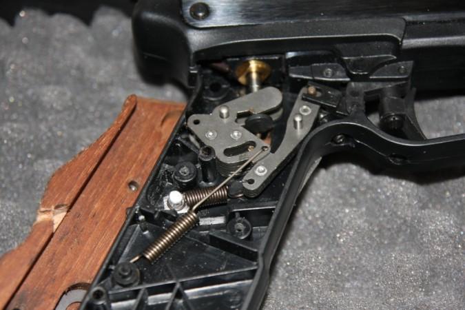 Пневматический пистолет Gamo Compact  6111027