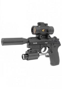 Пневматический пистолет Gamo PT-80 Tactical 6111354