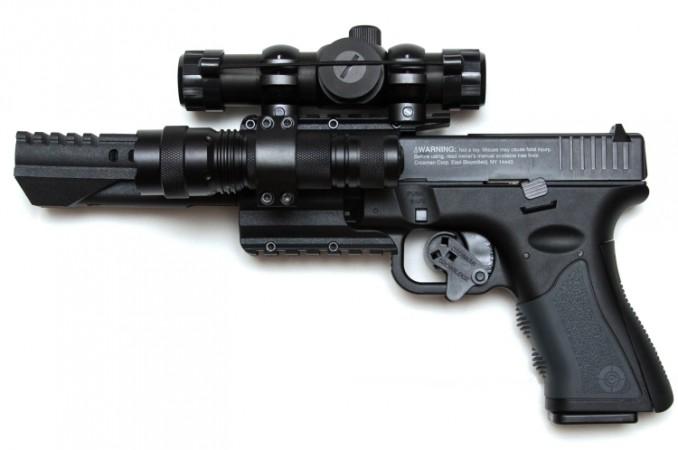 Пистолет пневматический Crosman мод.T4