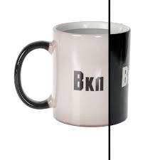 Кружка ВКЛ-ВЫКЛ