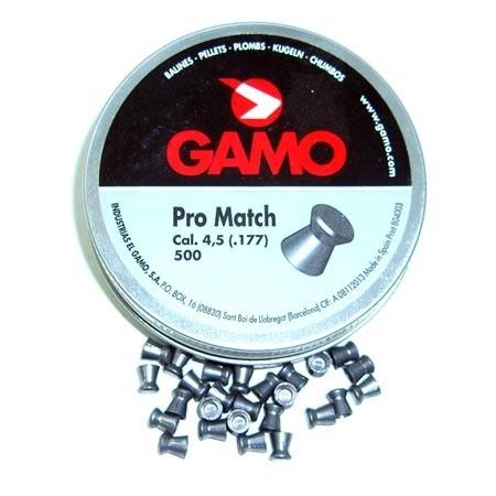 Пульки Pro-Match 250 шт. кал.5,5 6321825