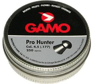 Пульки Pro-Hunter 250 шт. кал.4,5 6321924