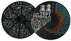 Пульки JSB Diabolo Test 4.5мм 350шт 002002-350