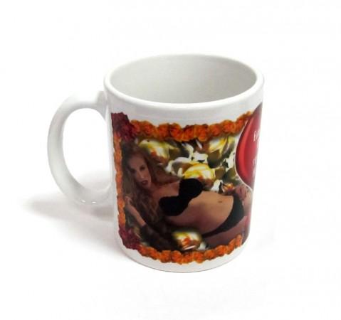 Стрип чашка-раздевашка цветная