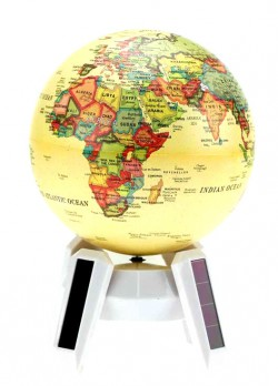 Глобус solar round большой