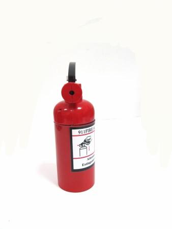 Зажигалка Огнетушитель гигант - пепельница