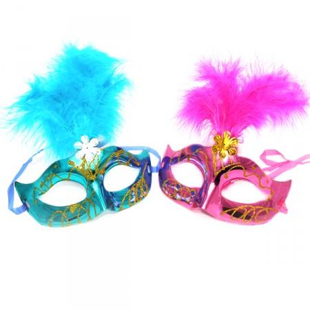 Карнавальная маска Венеция Голубка