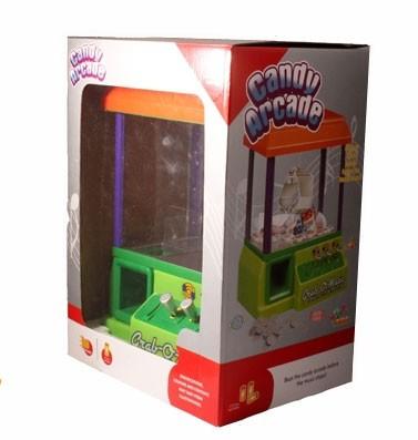 игра игровой автомат с игрушками