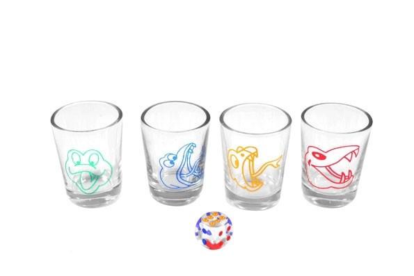 Игра змейки-выпивашки