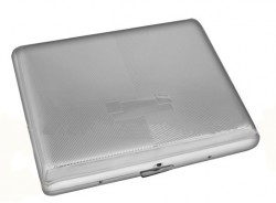 Портсигар металлическийS.Quire 620005-AB15