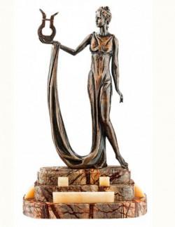 Бронзовая скульптура Эрато