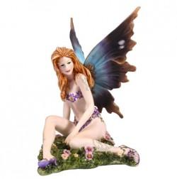 """Статуэтка """"Юная фея на цветочном поле"""""""