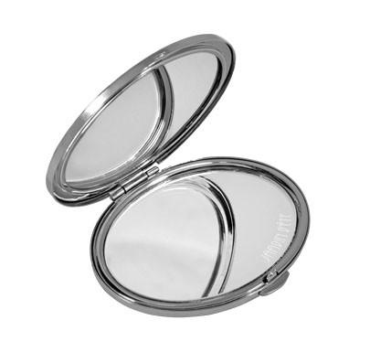 Косметическое зеркало со стразами 98-0152