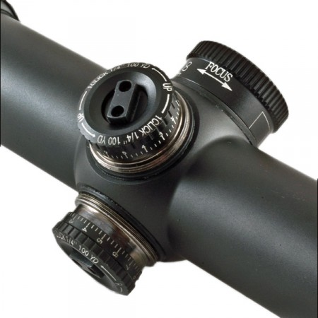 Прицел оптический Alpen Apex XP 3-9x40 SF (WBDC-A) 914657