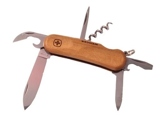 Набор Wenger Нож и Часы 72800W
