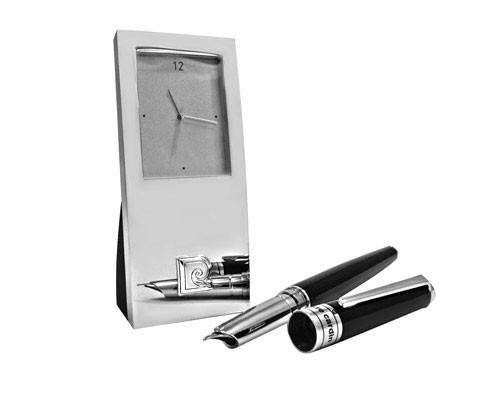 Набор Ручка перьевая и часы Pierre Cardin