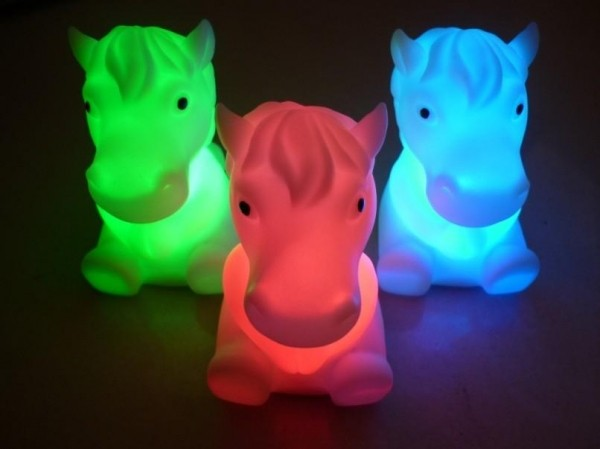 "Мини-светильник LED ""Символ года 2014 Лошадь"""