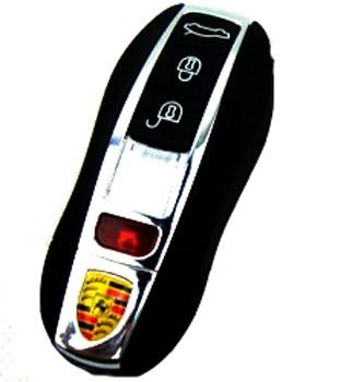 USB зажигалка в виде ключа +фонарик