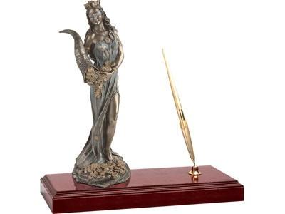 Настольный прибор Богиня Фортуна