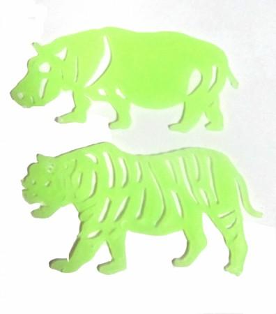 Маленькие светонакопители (5 видов)