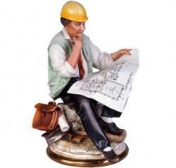 Скульптура Инженер