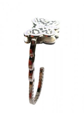 Вешалка для женской сумочки Бабочка-Замок II