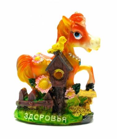 Лошадь с подсветкой