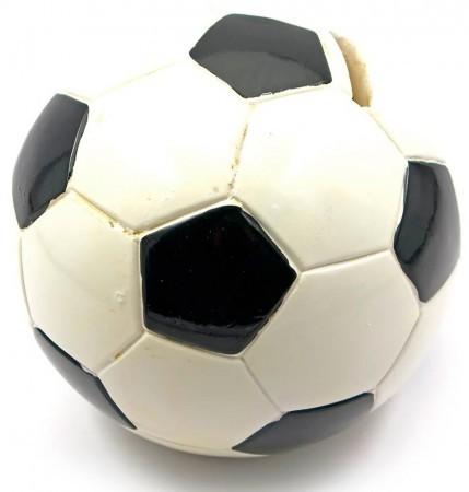 Копилка футбольный мяч 10,5см