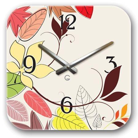 "Настенные часы ""Осень"" С-050"