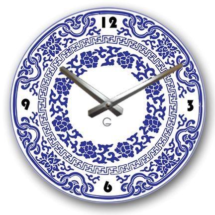 """Настенные часы """"Узор"""" C-053"""