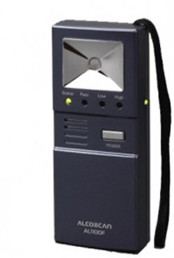Алкотестер AlcoScan AL 1100F