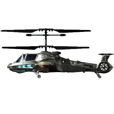 Вертолет стреляющий ру с гироскопом Mirage Warrior Combat