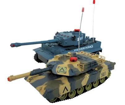 Tank Combat Set набор 2-х танков на радиоуправлении H0327