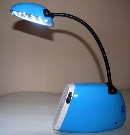 USB лампа сумка