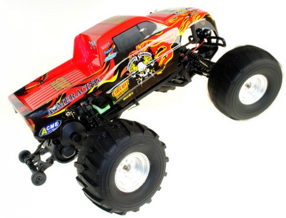 Автомобиль ACME Racing Circuit Thrash 2WD 1:10 2.4GHz EP (RTR Version)