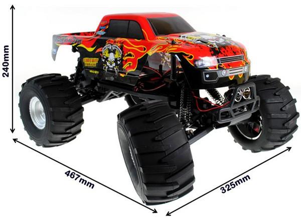 Автомобиль ACME Racing Circuit Thrash Brushless 2WD 1:10 2.4GHz EP (RTR Version)