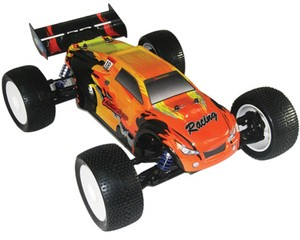 Автомобиль ACME Racing Dominator Brushless1 4WD 1:8 2.4GHz EP (Orange RTR Version)