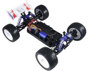 Автомобиль ACME Racing Dominator Brushless2 4WD 1:8 2.4GHz EP (Orange RTR Version)