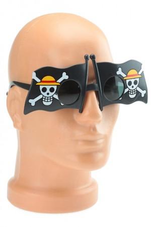 Очки - party пиратский флаг