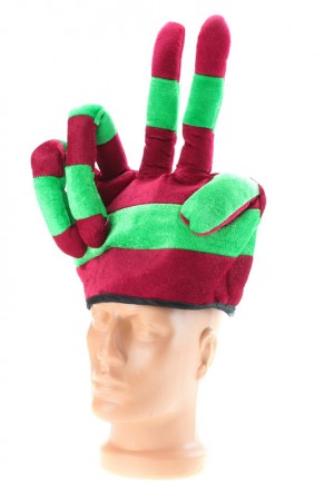 """Шляпа """"рука - победа"""""""